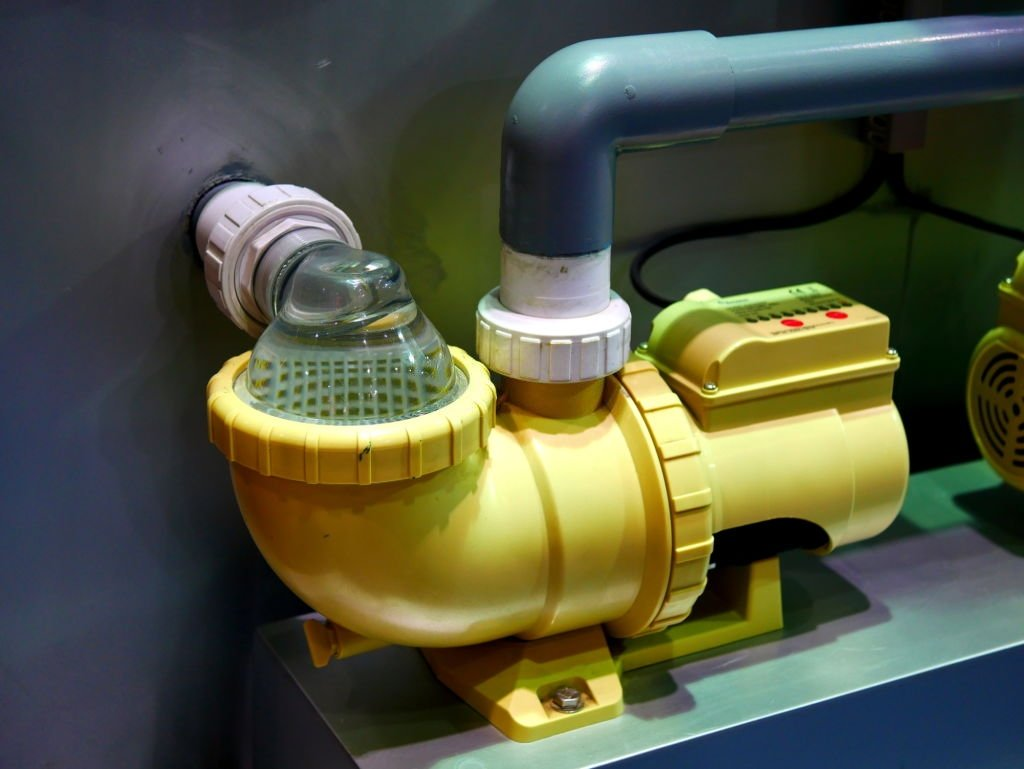 Inground Pool Pump