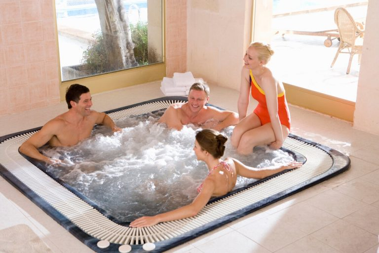 Best 4 Person Hot Tubs