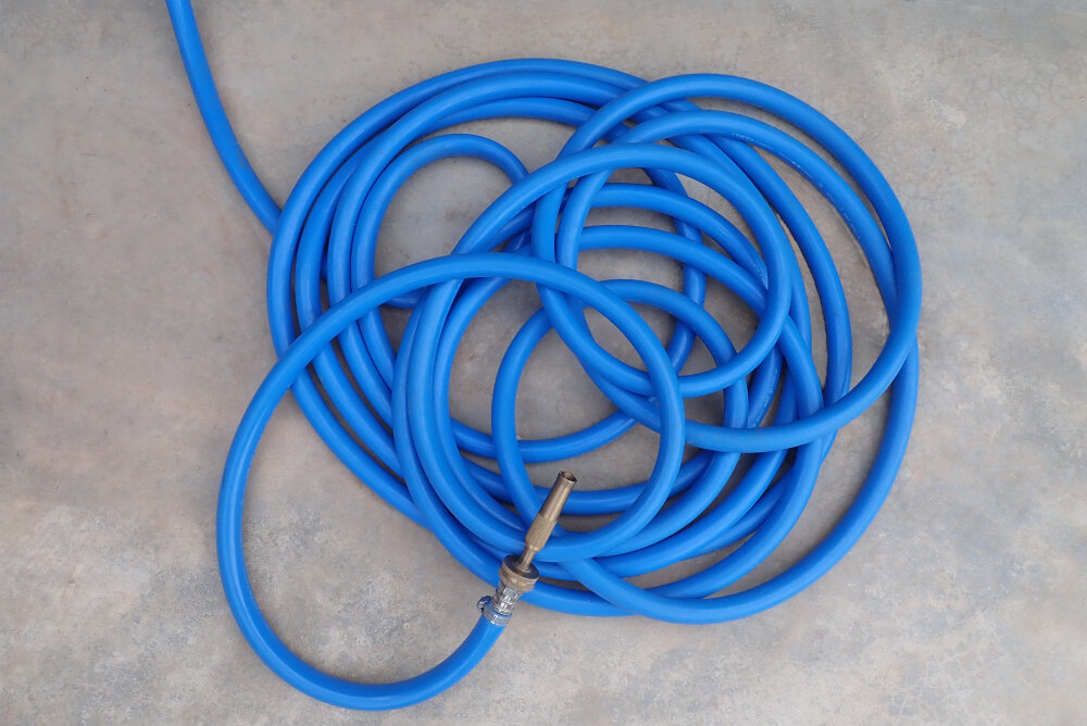 Hoses for pipework