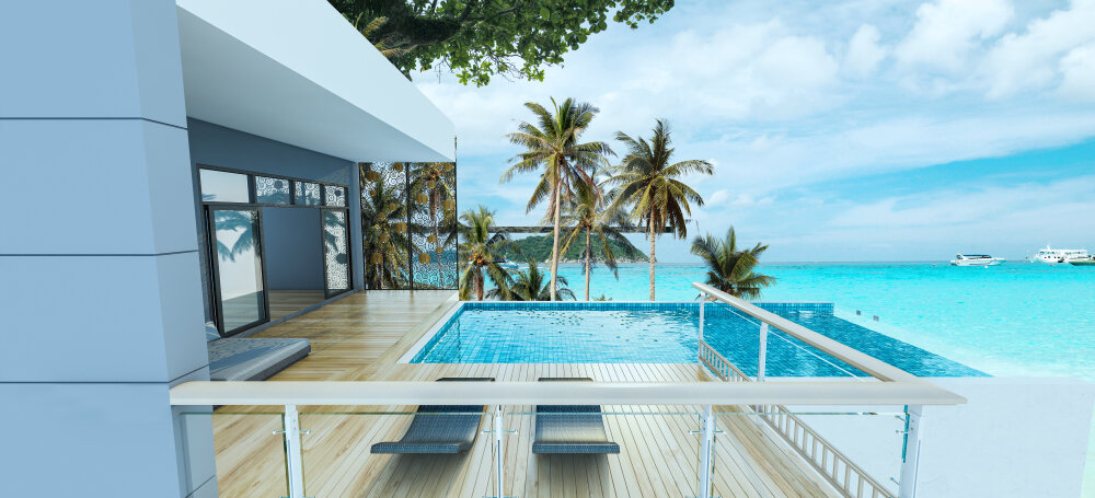 Residential and Commercial Pools
