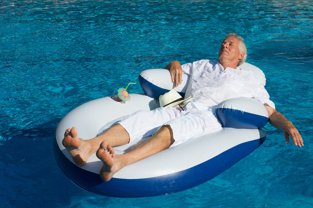 Buying a Floating Pool Chair