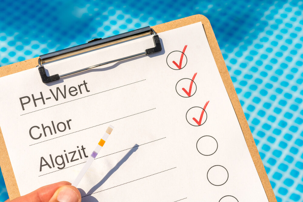 What Do Pool Test Strips Test For