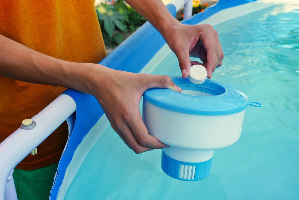Where to Put Chlorine Tablets in Pool